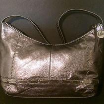 The Sak 'Bridget' Metal Metallic Hobo Handbag New Photo
