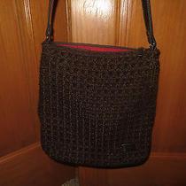 The Sak Brown Crochet Bag Photo