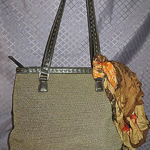 The Sak Brown Crochet  Handbag Photo