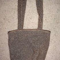 The Sak Brown Crochet Purse Photo