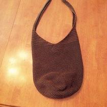 The Sak Brown Crocheted Purse Photo