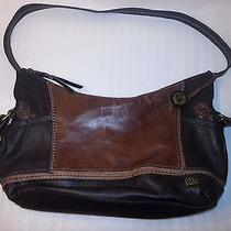 The Sak Brown Handbag Hobo Purse Free Shipping Photo