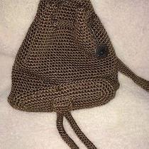 The Sak Brown Knit Purse Photo