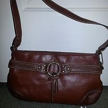 The Sak Brown Leather Photo