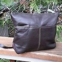 The Sak Brown Leather Handbag Photo