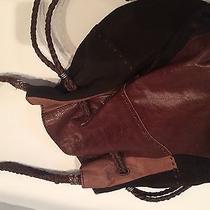 The Sak Brown Leather Handbags Photo