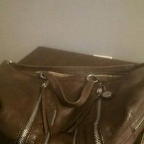 The Sak Brown Leather Purse Photo