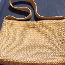 The Sak Cream Knitted Purse Photo