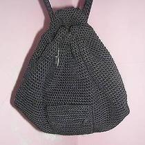 The Sak Crochet Backpack Photo