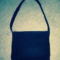 The Sak Crochet Black Handbag Photo