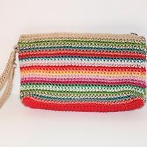 The Sak Crochet Clutch Photo