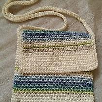 The Sak Crochet Crossbody Purse Photo