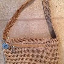 The Sak Crochet Crossbody Purse Photo
