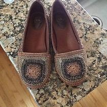 The Sak Crochet Flats Photo