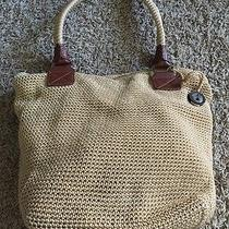 The Sak Crochet Handbag Brown Photo