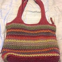 The Sak Crochet Handbag New  Photo