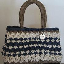 The Sak Crochet Handbag - Nwot - Cute  Photo