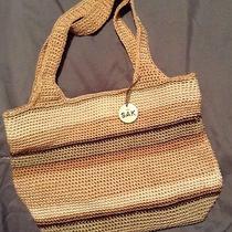 The Sak Crochet Handbag Small Photo