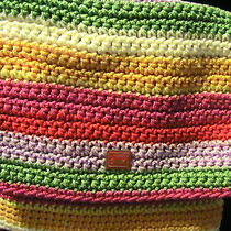 The Sak Crochet Pocketbook or Pouch Photo