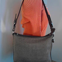 The Sak Crochet Shoulder Handbag  Photo