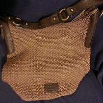 The Sak Crochet Woven Purse Photo