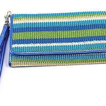 The Sak Crochet Wristlet Wallet Photo
