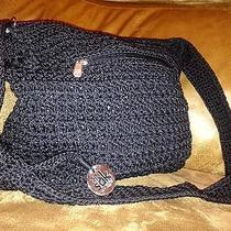 The Sak Crocheted Shoulder Handbag Photo