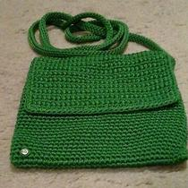 The Sak Crossbody Green Photo