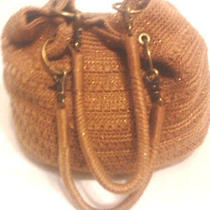 the Sak  Crotchet  Shoulder Bag Metallic Bronze Antique Bronze Hardware Photo