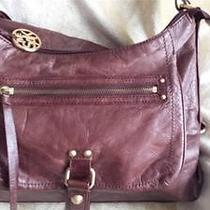 The Sak Distressed Brown Leather Hobo High End Sak Must See Awesome Details Nr Photo