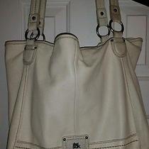 The Sak Genuine Leather  Purse Off White Leather  Photo