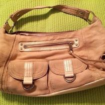 The Sak Gold Canvas Purse  Photo