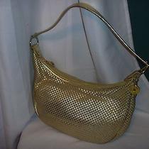 The Sak Gold Purse Handbag Photo