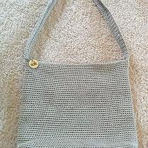 The Sak Gray Knit Handbag Photo
