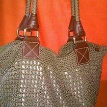 The Sak Handbag Crochet Photo