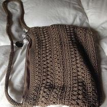 The Sak Handbag Hand - Crocheted Photo