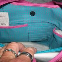 The Sak Handbag Purse Beautiful Pink Hobo Brand New From Qvc With Tags Photo