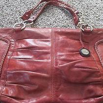 The Sak Handbag Stylish. Fun. Faux Leather Photo