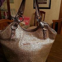 The Sak  Indio Tote Straw Handbags Photo