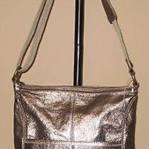 The Sak Iris Crossbody Metallic Handbag Photo