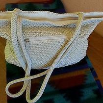 The Sak Ivory Crocheted Handbag Photo