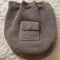 The Sak Knit Drawstring Backpack Photo