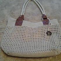 The Sak Knitted Satchel Bag Photo