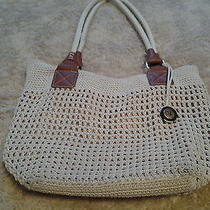 The Sak Knitted Satchel Bag Photo
