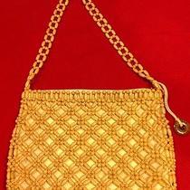 The Sak Ladies Wood Beaded Shoulder Bag Photo