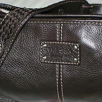 The Sak Leather Bag Photo