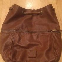 The Sak Leather Camino Convertible Large Leather Backpack Brown Tobacco Macys Photo