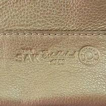 the Sak Leather Purse Gold Leather Bag Photo