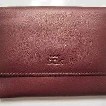 The Sak Leather Wallet Photo