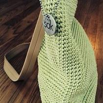 The Sak Lime Green Handbag Photo